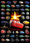 Disney Cars 3 1000pcs Puzzle