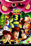 Disney Toy Story 3 204pcs Puzzle