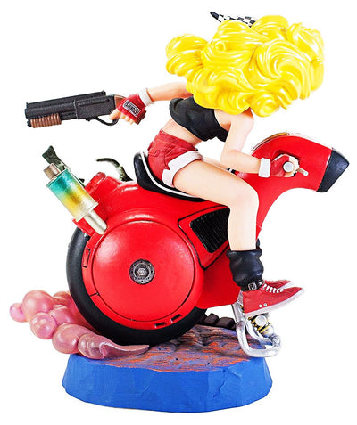 Dragon Ball Scultures: Lunch Rosso Color Ver. Figure