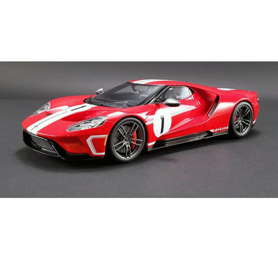 GT Spirit Models 1/18 2018 Ford GT No.1