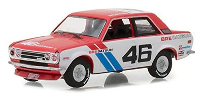 Greenlight 1/64 1971 Bre Datsun 510