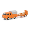 Greenlight 1/64 1978 Volkswagen Type 2 Double Cab Pickup & Utlity Trailer