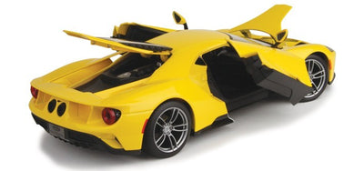 Maisto 1/18 2017 Ford GT (Yellow)
