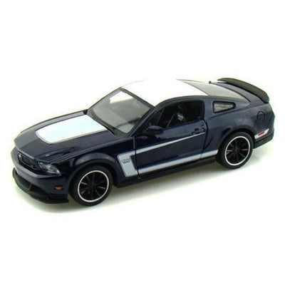 Maisto 1/24 Ford Mustang Boss 302 (Blue) Special Edition MA31269