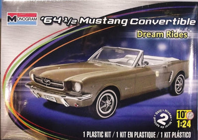 Monogram 1/24 '64 1/2 Mustang Convertible Kit 85-4019