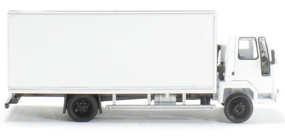 Oxford 1/76 Ford Cargo Box Van (White)
