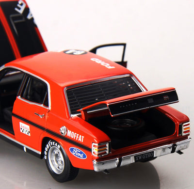 OzLegends 1/32 Ford Falcon XW GTHO Racing No.64 (Red)