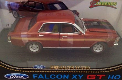 OzLegends 1/32 Ford Falcon XY GT HO CT32379BW