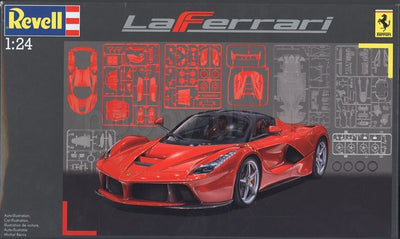 Revell 1/24 LaFerrari Kit 95-07073