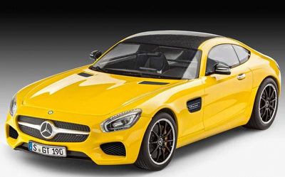 Revell 1/24 Mercedes-AMG GT incl. Aqua Color Kit 95-67028