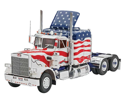 "Revell 1/25 Marmon Conventional ""Stars and Stripes"" Kit 95-07429"