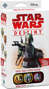 Star Wars Destiny Legacies Boba Fett Starter Set