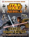 Star Wars: Rebels Versus Empire Ultimate Sticker Book