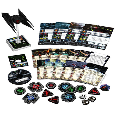 Star Wars X-Wing The Silencer Expansion Pack