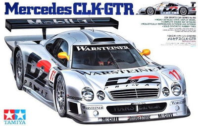 Tamiya 1/24 Mercedes CLK-GTR kit