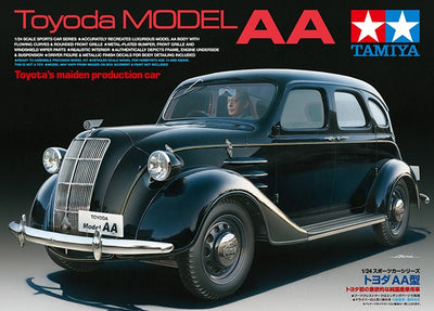 Tamiya 1/24 Toyoda Model AA Kit TA-24339