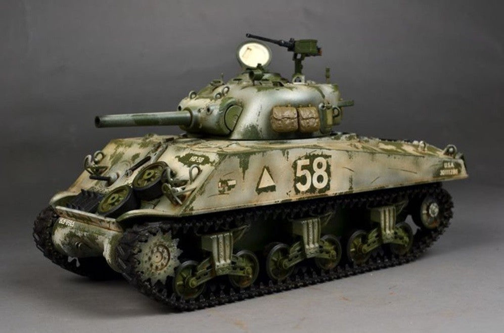 Tamiya 1/35 M4A3 Sherman 105mm Howitzer Kit