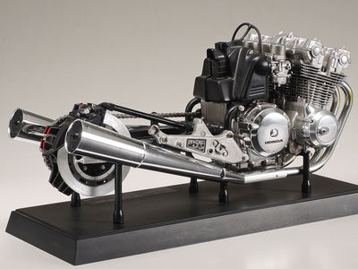 Tamiya 1/6 Honda CB750F Motorcycle Engine Kit - Hobbies N Games