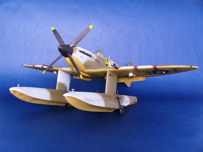 Trumpeter 1/24 Supermarine Spitfire MK.Vb Float Plane Kit TR-02404