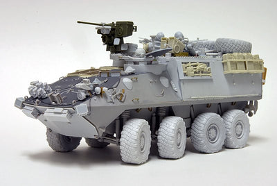 Trumpeter 1/35 Australian ASLAV-PC Phase 3 Kit TR-05535