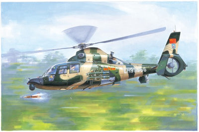 Trumpeter 1/35 Chinese Z-9WA Helicopter Kit TR-05109