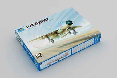 Trumpeter 1/48 J-7A Fighter Kit TR-02859