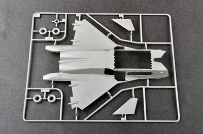 Trumpeter 1/72 Chinese J-20 Mighty Dragon (Prototype NO.2011) Kit TR-01665
