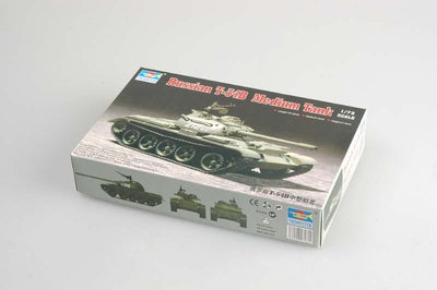 Trumpeter 1/72 Russian T-54B Medium Tank Kit TR-07281