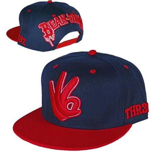 BOSTON THR33Z AKA BEAN-TOWN SNAPBACK