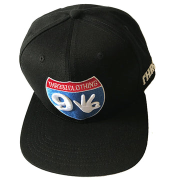 THR33Z INTERSTATE 93 SNAPBACK