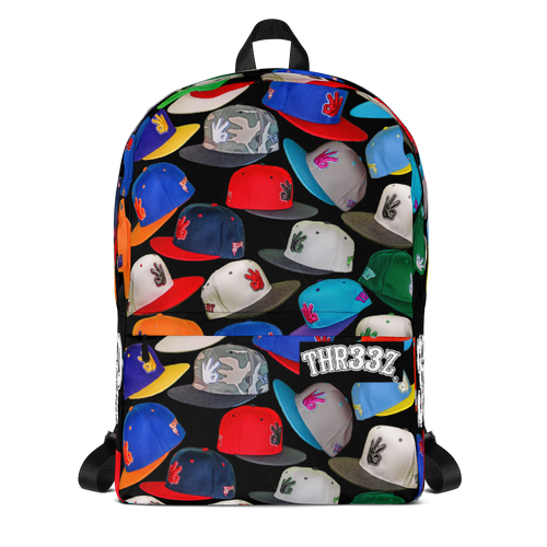 THR33Z EST. SINCE BIRTH BACK PACK
