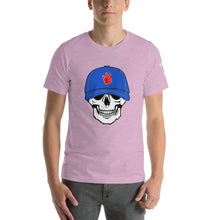 THR33Z SKULL Short-Sleeve Unisex T-Shirt