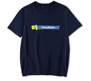 #1 Victory Royal Navy Blue Tee