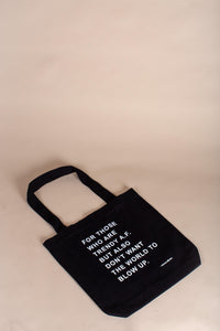 Ban the Bag - Trendy A.F Black