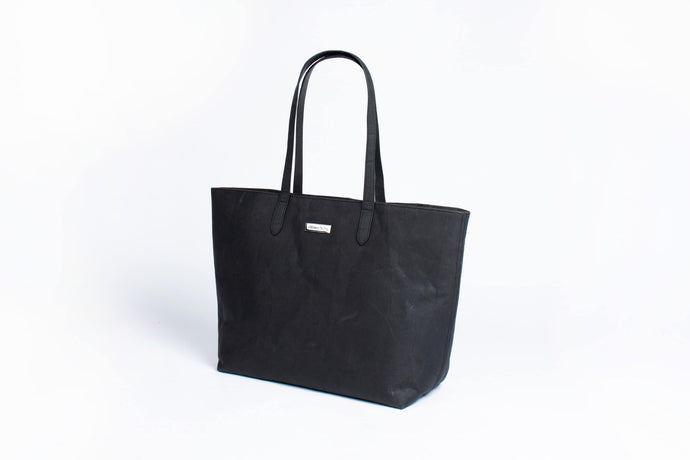 Get to the Shopper Tote Bag - Black
