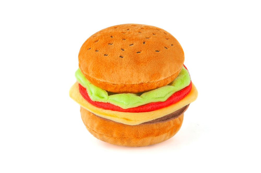 Classic Cheeseburger Toy