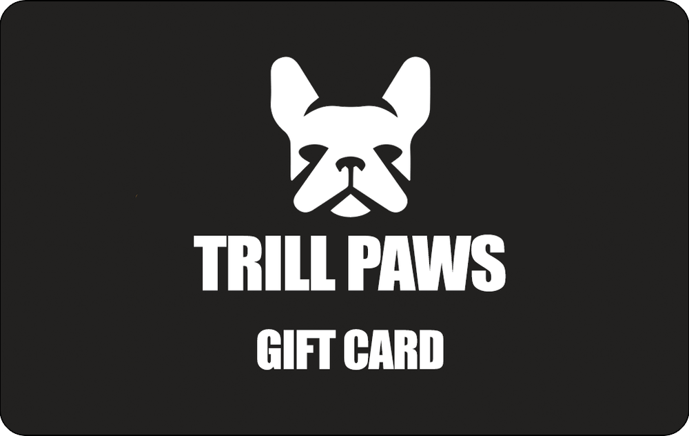 Gift Card - Trill Paws