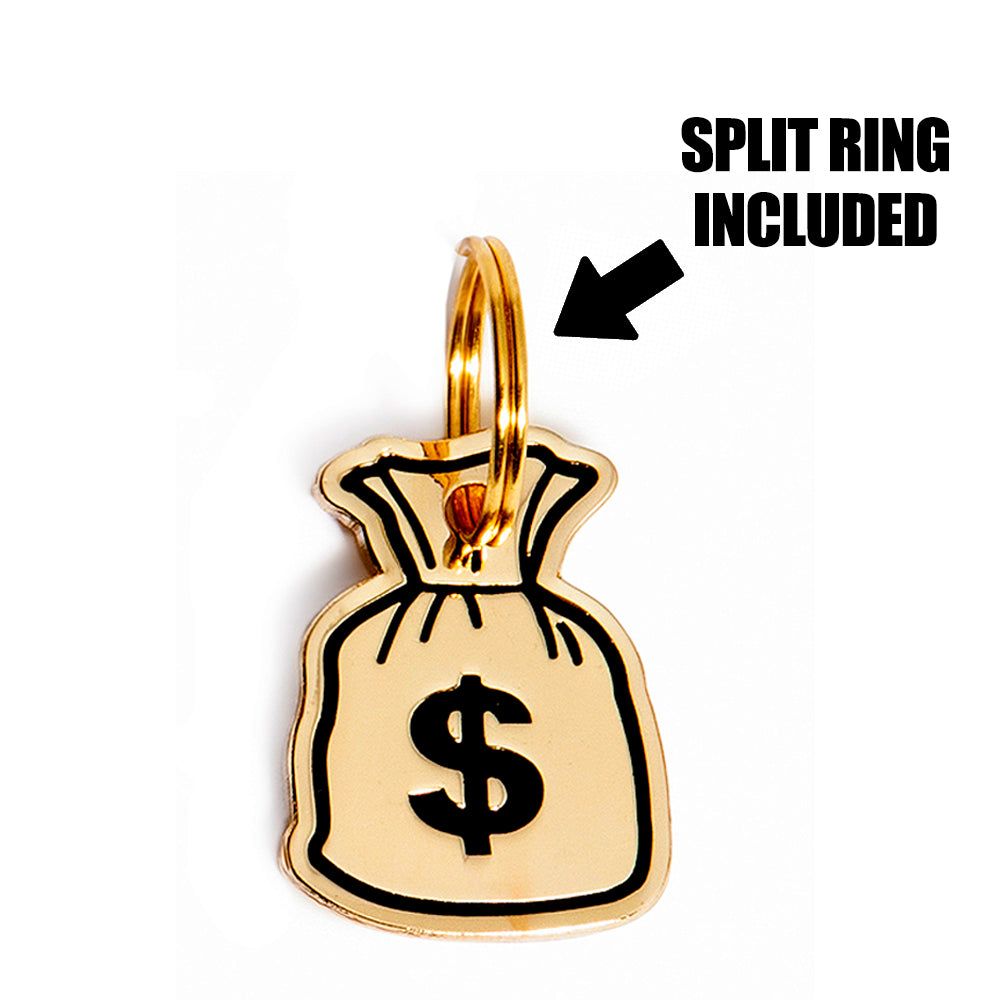 Money Bag Tag