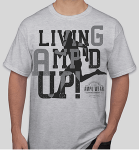 Living Amp'd Up! Performance Grey
