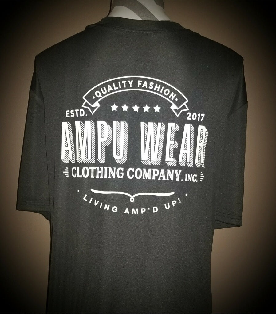 Ampu Wear Clothing Black shirt