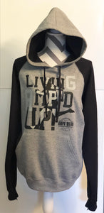 Black - Living Amp'd Up!  Limited Edition Hoodie