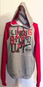 Red - Living Amp'd Up! Limited Edition Hoodie