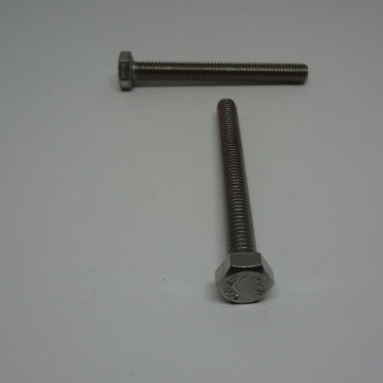 Hex Bolt, Full Thread, Stainless Steel, M5x45mm-Canada Bolts