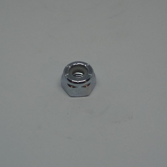 Hex Lock Nuts nylon insert, Zinc Plated, #2-56-Canada Bolts