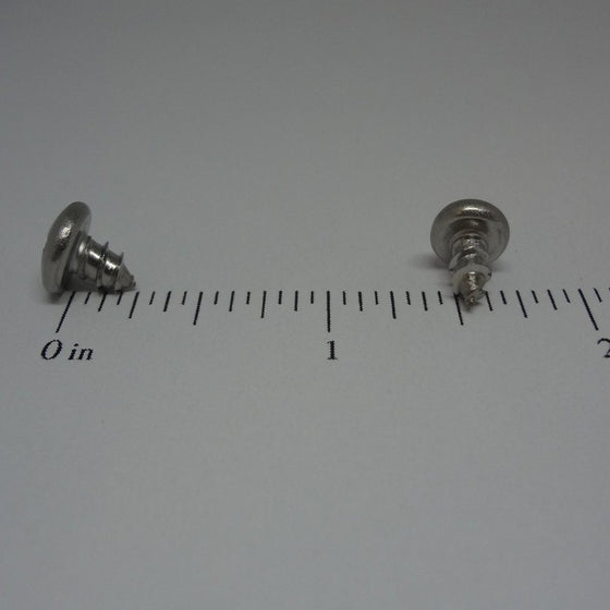 "Sheet Metal Screws, Phillips Pan Head, Stainless Steel, #8x1/4""-Canada Bolts"
