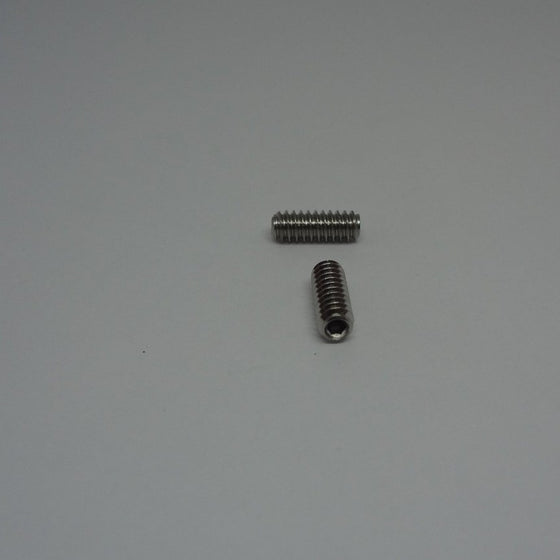 "Socket Screws, Allen Cup Point Set Screws, Stainless Steel, #6-32x3/8""-Canada Bolts"