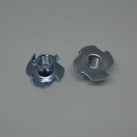T Nut, Zinc Plated, M10-Canada Bolts