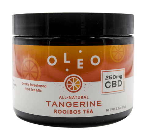 Organic CBD Peppermint Tea THC Free – Pain ReLeaf Junction