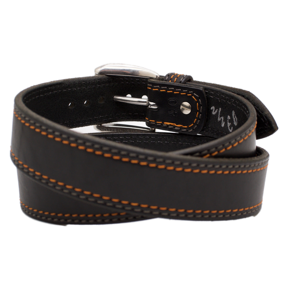 The STURGIS Wide 1.75 Leather Belt