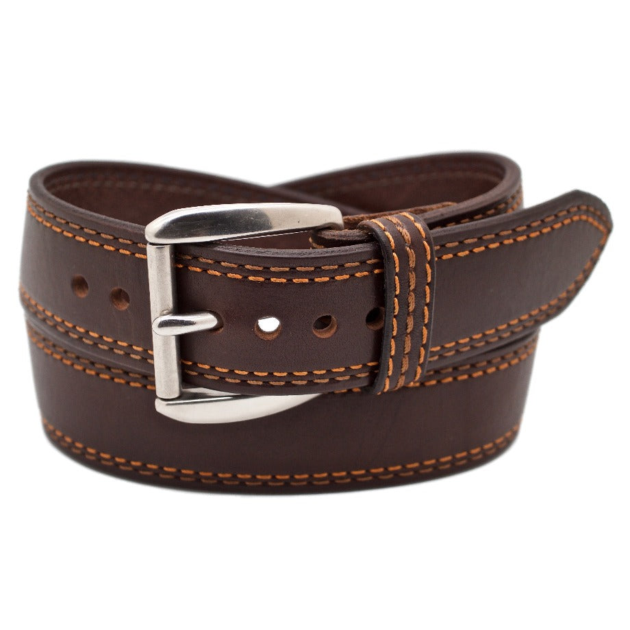 The AUTUMN WIDE 1.75 Leather Belt